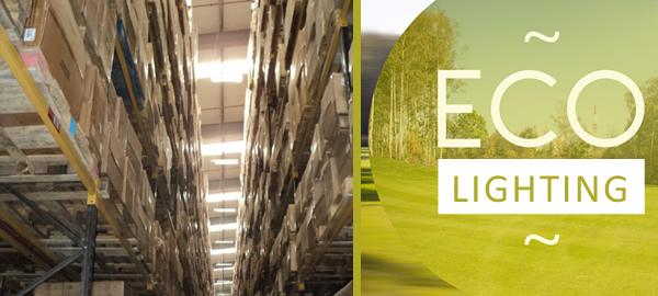 Warehouse lighting energy efficient insanlar